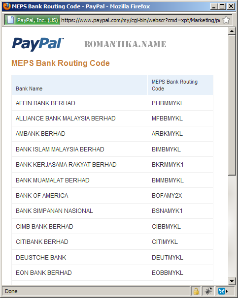 malaysia-paypal-bank-routing-code
